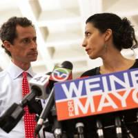 Huma and Weiner